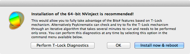 Support for Bits #